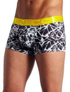 Mundo Unico Mens Copa Corto Grafito Boxer Brief, Black