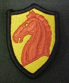 107th ACR (Armored Cavalry Regiment) Full Color Dress