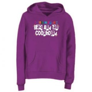 Sweatshirt Woman Lilac  My Best Friend Is Black And Tan