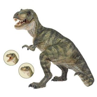 Papo   55001   Tyrannosaure rex 16 cm X 17 cm   Achat / Vente FIGURINE