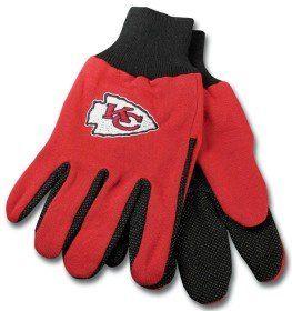 Kansas City Chiefs Knit Work Gloves
