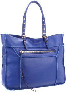 Steve Madden Womens Bclaire Tote,Blue,One Size Shoes