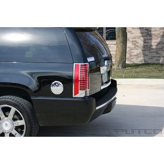 Tail Light Covers for 2007 2008 Cadillac Escalade