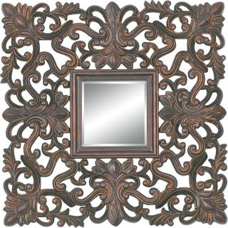 Rectangular Framed Dark Gold Wall Mirror Today $149.99 5.0 (1 reviews