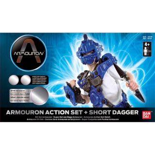 Armure Dx Set Armouron 19 pièces (rouge ou bleue)   Achat / Vente