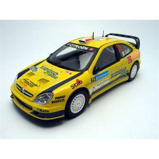 SUNSTAR 1/18 CITROEN Xsara WRC   PH Sport   Rallye   Achat / Vente