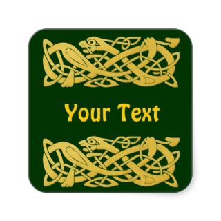 St Patricks Day & Pi Day Sticker Label Name Tags