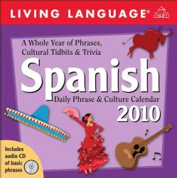 Living LanguageSpanish 2010 Calendar (Calendar Paperback)