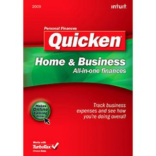 Intuit Quicken 2009 Home & Business