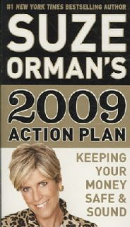 Suze Orman`s 2009 Action Plan (Paperback)
