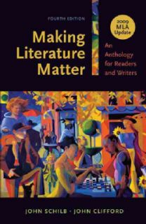 Making Literature Matter With 2009 Mla Update (Paperback)
