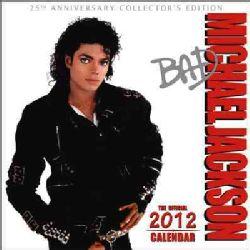 Michael Jackson 2012 Calendar (Calendar)