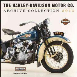 davidson Motor Co. Archive Collection 2010 Calendar