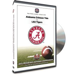 2012 Allstate BCS National Championship Game (DVD)