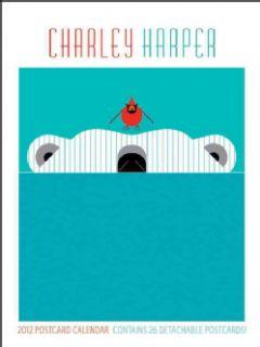 Charley Harper 2012 Postcard Calendar (Calendar)