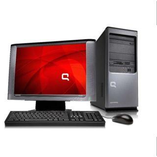 CENTRALE + ECRAN Compaq Presario SG3100Fr + écran 19 Wide Compaq W