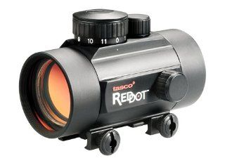 Tasco Red Dot 1 x 42 Matte Red/Green 5 MOA dot Sports