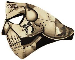 POW MIA Neoprene Full Face Mask Ski Wind Sand Clothing