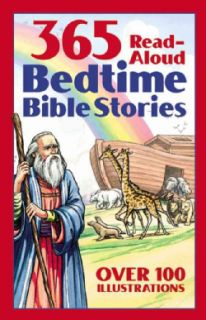 365 Read Aloud Bedtime Bible Stories (Paperback) Today $5.36 4.1 (9