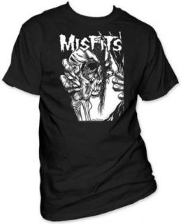 Mens The Misfits Evil Eye Poster T shirt XXL Clothing