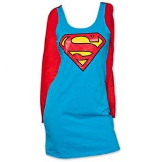 Supergirl Comfy Shirt Sleep Tank Top Clothing