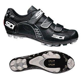 com Sidi Bulle 2 Mega Mesh Mounain Bike Shoes (Black) (45.5) Shoes