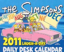 The Simpsons 2011 Laugh a day Calendar