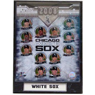 Chicago White Sox 2008 9 x 12 Photo Plaque