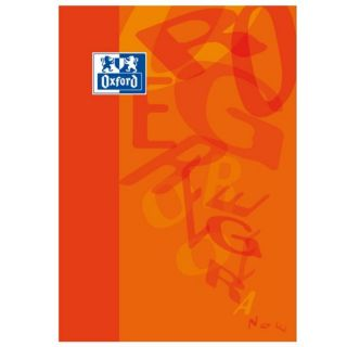 OXFORD Cahier 100 Pages 21x29.7 cm ORANGE   Achat / Vente CAHIER