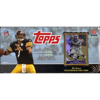 2009 Topps NFL Complete Card Set