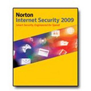 Symantec Norton Internet Security 2009
