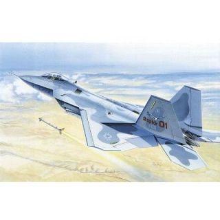 Le F 22 Raptor est le nouveau chasseur de supériorité aérienne