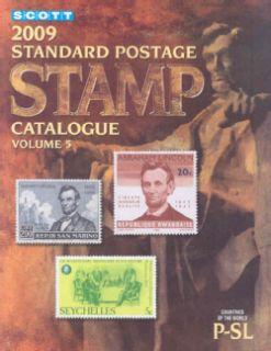 Standard Postage Stamp Catalogue 2009 (Paperback)