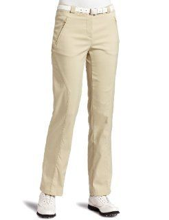 Greg Norman Tech Pant with Hook and Bar Closure Sports