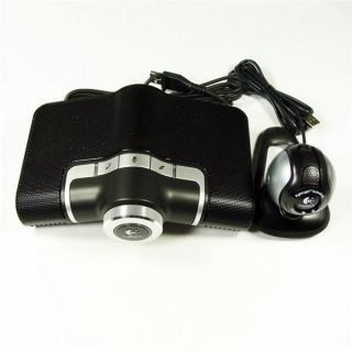 Logitech Stx Web Camera Plus Quickcall Speakerphone
