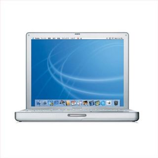 Apple M8760LLA PowerBook G4 Laptop Computer (Refurbished)