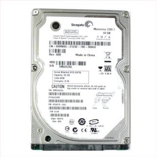 Seagate ST96023AS Momentus 60GB Laptop Hard Drive