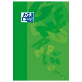 OXFORD Cahier 100 Pages 17x22 cm VERT   Achat / Vente CAHIER OXFORD