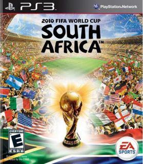 PS3   2010 Fifa World Cup