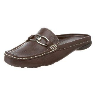 Etienne Aigner Womens Wycliff,Cocoa Leather,10 M Shoes