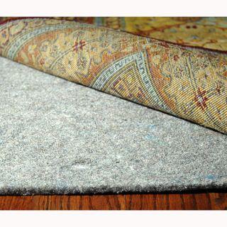 Durable Hard Surface and Carpet Rug Pad (8 x 10)