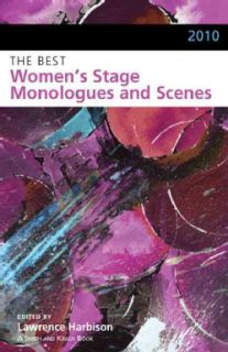 Women's Stage Monologues and Scenes 2010 (Paperback)