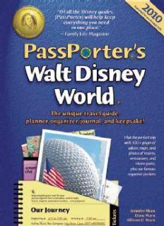 Passporter`s Walt Disney World 2010 (Paperback)