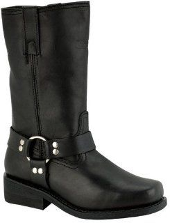 Cactus 10 Motorcycle Boots 10200 Black 7.5 Shoes