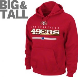 San Francisco 49ers Big & Tall Critical Victory VI Hooded