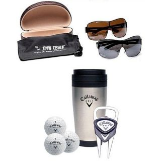 Coffee Mug Set/ Tour Vision 2011 HD Sunglass Set