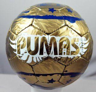 Handsewn Futbol Soccer Ball   Bronze Camo texture with