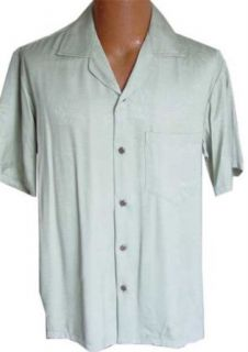 Exclusive Hawaiian (Jacar Rayon) Palms Aloha Shirt
