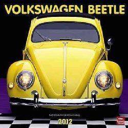 Volkswagen Beetle 2012 Calendar (Calendar)