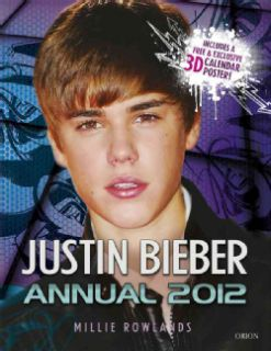 Justin Bieber Annual 2012 (Hardcover)